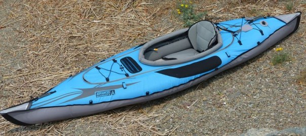 Product Review: New AE1044 AdvancedFrame DS-XLC Inflatable Kayak ...